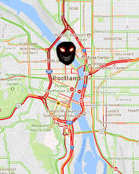 Oregon Convention Center Map by Portland Traffic Monster Gets Stronger With Heat Portland