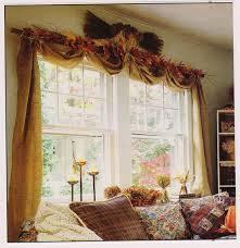Burlap Drapery How To Make A No Sew Window Treatment Burlap Drapes Burlap And