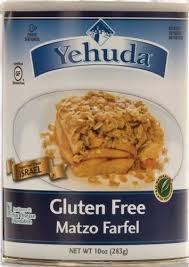 matzah farfel yehuda gluten free matzo farfel glutenfreepalace