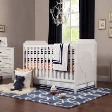White Convertible Cribs by Poppy Regency 3 In 1 Convertible Crib