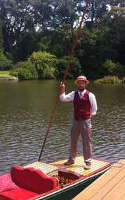 Melb Botanical Gardens by Royal Botanic Gardens Melbourne U2013 Punt On The Lake In Style The