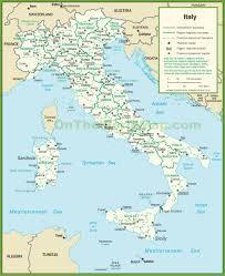 Itsly Map Italy Maps Maps Of Italy