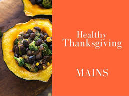 healthy thanksgiving recipes marlowe
