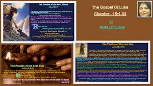 luke chapter 15 1 32 the parable of the lost sheep lost coin