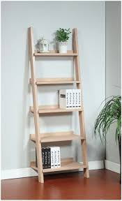 fresh your interior with ladder display shelf design u2013 modern