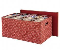 ornament storage box decoration storage box