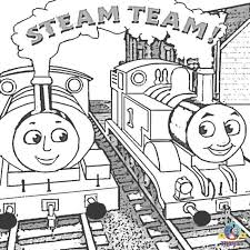 thomas train coloring pages free belle locomotive