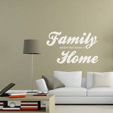 home wall family home wall sticker by oakdene designs notonthehighstreet com