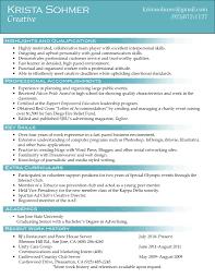 Cv Skills And Attributes Sjsu Resume Resume For Your Job Application