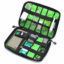 Georgia travel pouch images Digital accessories storage pouch case travel organizer bag 4 78 jpg