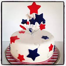 red white u0026 blue cake cakecentral com