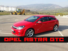 opel astra 2005 red opel astra gtc 1 9 cdti 2008 test polovnih vozila youtube
