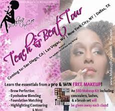 free makeup classes cee mua ceemichellemua