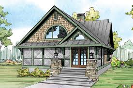 Craftsman Home Plan Craftsman House Plans Glen Eden 50 017 Associated Designs