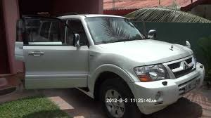 mitsubishi pajero 2004 2004 mitsubishi montero limited 3 8 v6 fully loaded sri lanka
