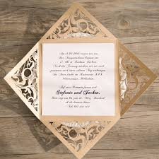 blush and gold wedding invitations gold laser cut pink wedding invitations iwsm037 wedding