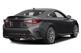 lexus rc 300 f sport cost new 2016 lexus rc 300 price photos reviews safety ratings