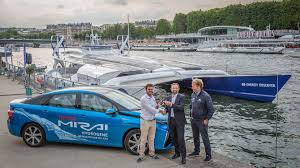 towards a hydrogen society toyota france supports energy