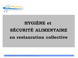 cuisine collective reglementation en restauration collective ppt télécharger