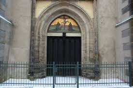 thesis of martin luther wittenberg door image gallery hcpr wittenberg door door of wittenberg castle church where martin luther nailed his gohistoric 15300 z
