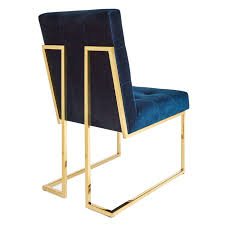 navy velvet dining chair dining chairs navy and jonathan adler
