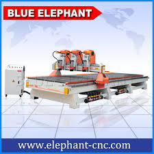 ele 1660 multi head wood cnc router new cnc machines for sale in