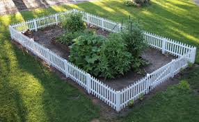 garden fences ideas garden appealing image of garden landscaping decoration using