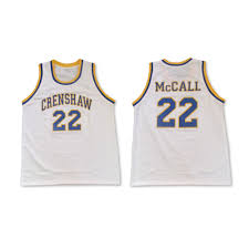 omar epps quincy mccall 22 crenshaw high basketball jersey