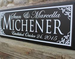 wedding gift etsy personalized wedding gift etsy