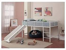 girls loft bed ebay