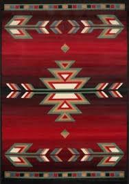 Aztec Area Rug Premium Aztec Area Rug Black