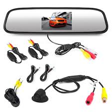 pyle plcm4370wir on the road rearview backup cameras dash cams