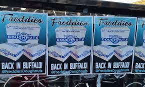 freddies doughnuts u2026 back in buffalo u2013 buffalo rising
