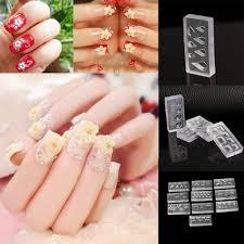 3d acrylic nail art molds images nail art designs