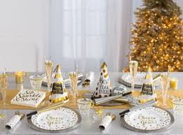 New Years Eve Table Decorations Ideas by Elegant New Year U0027s Eve Party Ideas Party City