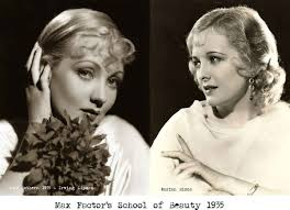 school of makeup max factors school of beauty 1935 glamourdaze