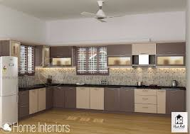 home interiors in contemporary home modular kitchen interior designs