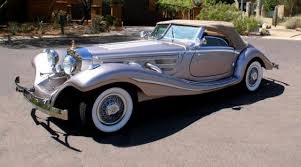 mercedes 500k 1936 mercedes 500k recreation brighton motorsports