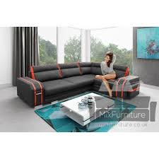 Modern Corner Sofa Bed Corner Sofa Bed With Container For Bedding Modern Sofa Bed