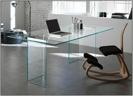 Home Office Glass Desk Reasons Why You Should Opt For A Glass Office Desk