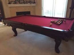 Dlt Pool Table by Mizerak 8 Oakwood Pool Table Slate Ea On Popscreen