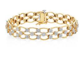 gold bracelet diamonds images Beautiful attractive diamonds bracelet at rs 149199 piece gold jpg