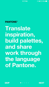 turn your pictures into color palettes with pantone u0027s