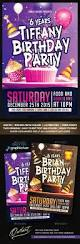 birthday party flyer party flyer graphics and birthdays