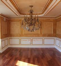 decor u0026 tips amazing coffered ceilings and crown molding with