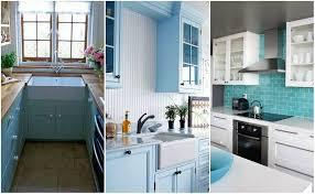 Blue Kitchen Design Blue Kitchen Design Ideas Home Interior Design Kitchen And