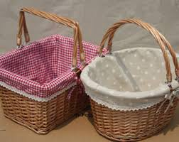 personalized basket personalized basket etsy