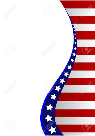 Us Flag Vector Free Download American Flag Stripes Clipart