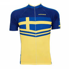 cycling jerseys cycling jackets and running vests foska com sweden sverige flag pro cycling jersey cycling jerseys and