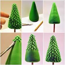 how to make christmas make clay christmas tree step diy tutorial cincinnati